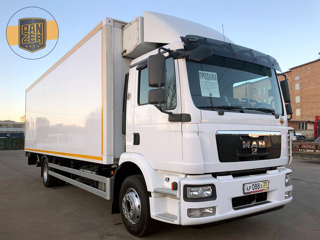 хладилен камион MAN TGM 12.250