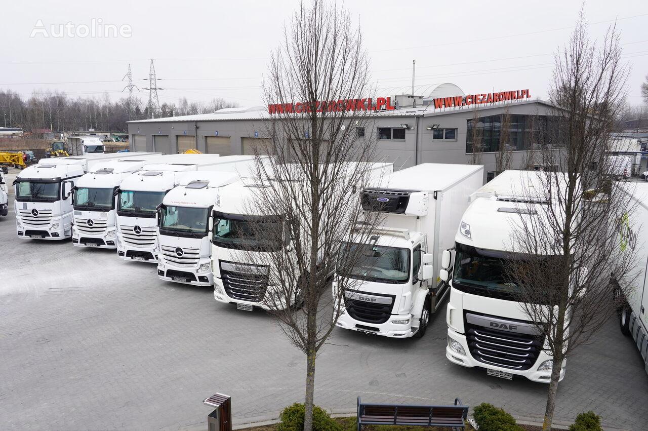 хладилен камион MERCEDES-BENZ Actros 2542 , 2543 , 2545 , 18-22 EPAL , 20 Refrigerator trucks