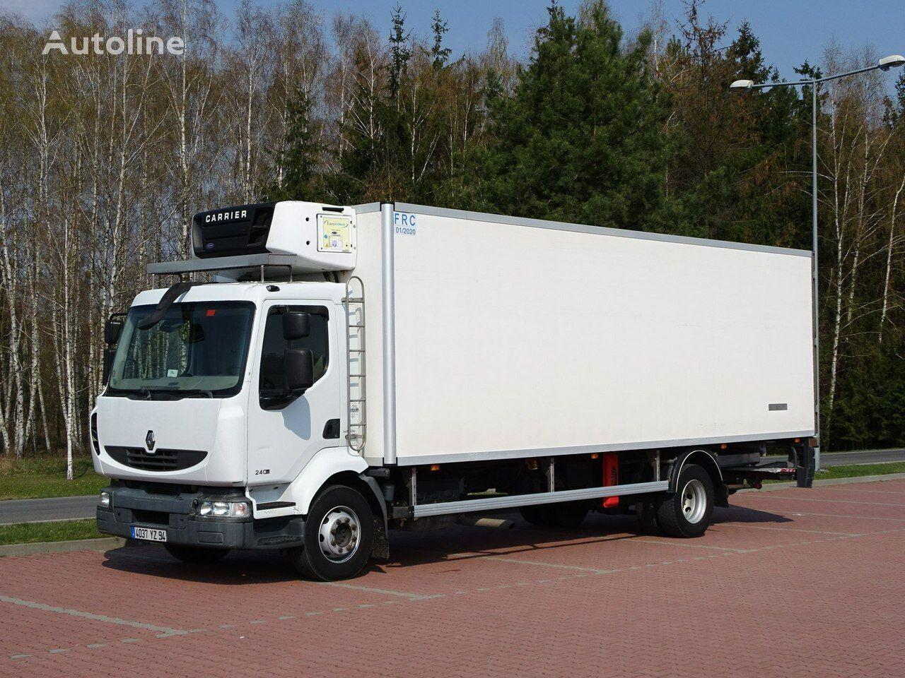 хладилен камион RENAULT MIDLUM 240 DXI
