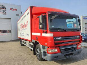 изотермичен камион DAF CF 75.310, Steel /Air, with Elevator, Manual, EURO 5