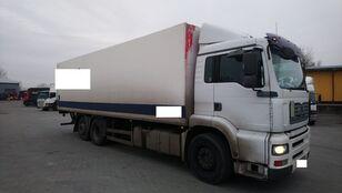 изотермичен камион MAN 26 360