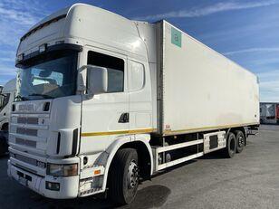 изотермичен камион SCANIA Scania 124 - 420 Frigo