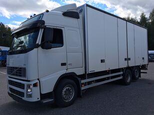 изотермичен камион VOLVO FH13 480hp Open side