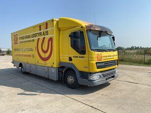 изотермичен камион DAF LF 45.220 235.000tkm