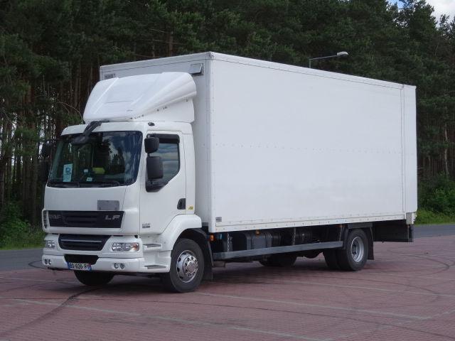 изотермичен камион DAF LF 55.280