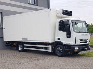 изотермичен камион IVECO EUROCARGO 12T CHŁODNIA WINDA 15EP AGREGAT CARRIER 6,02x2,47x2,15