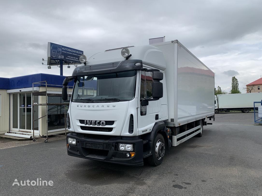 изотермичен камион IVECO ML120E25 ČELO AUTOMAT E5