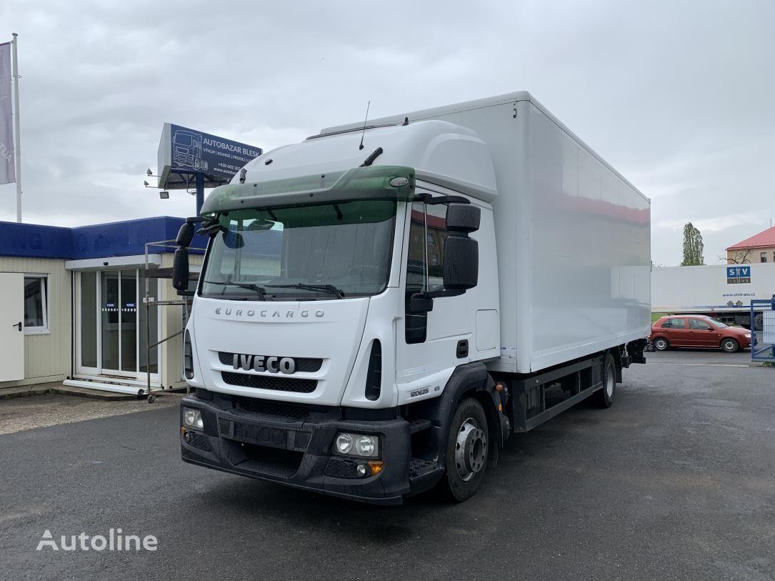 изотермичен камион IVECO ML120E25 Čelo E5