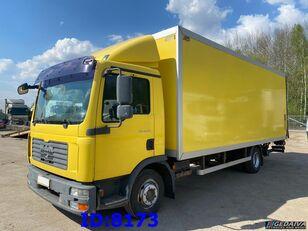 изотермичен камион MAN TGL 10.210
