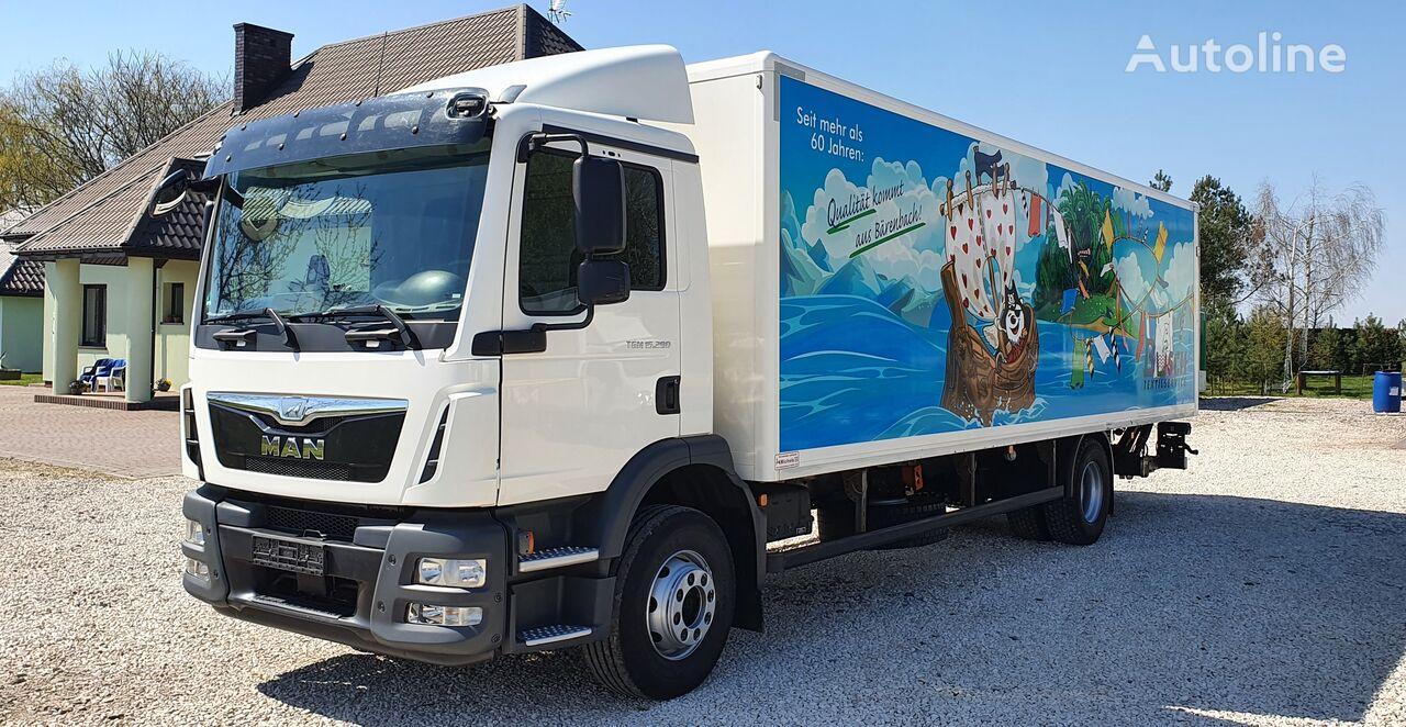 изотермичен камион MAN TGM 15.290