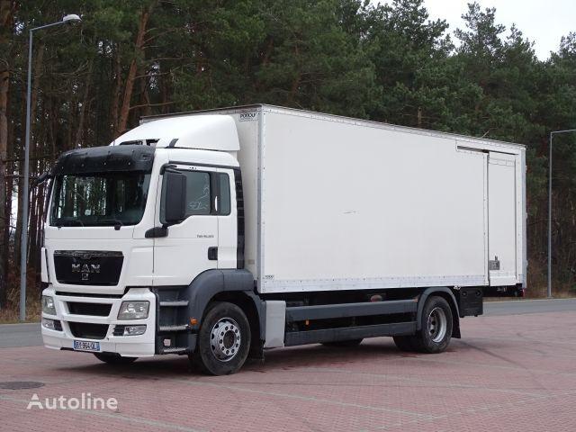 изотермичен камион MAN TGS 18.320