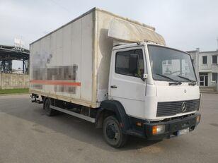 изотермичен камион MERCEDES-BENZ 814