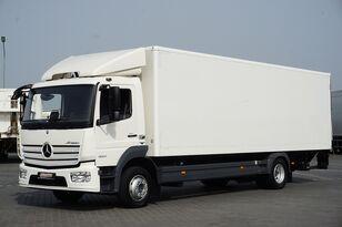 изотермичен камион MERCEDES-BENZ / ATEGO / 1224 / EURO 6 / ACC / IZOTERMA + WINDA / 19 PALET / MA