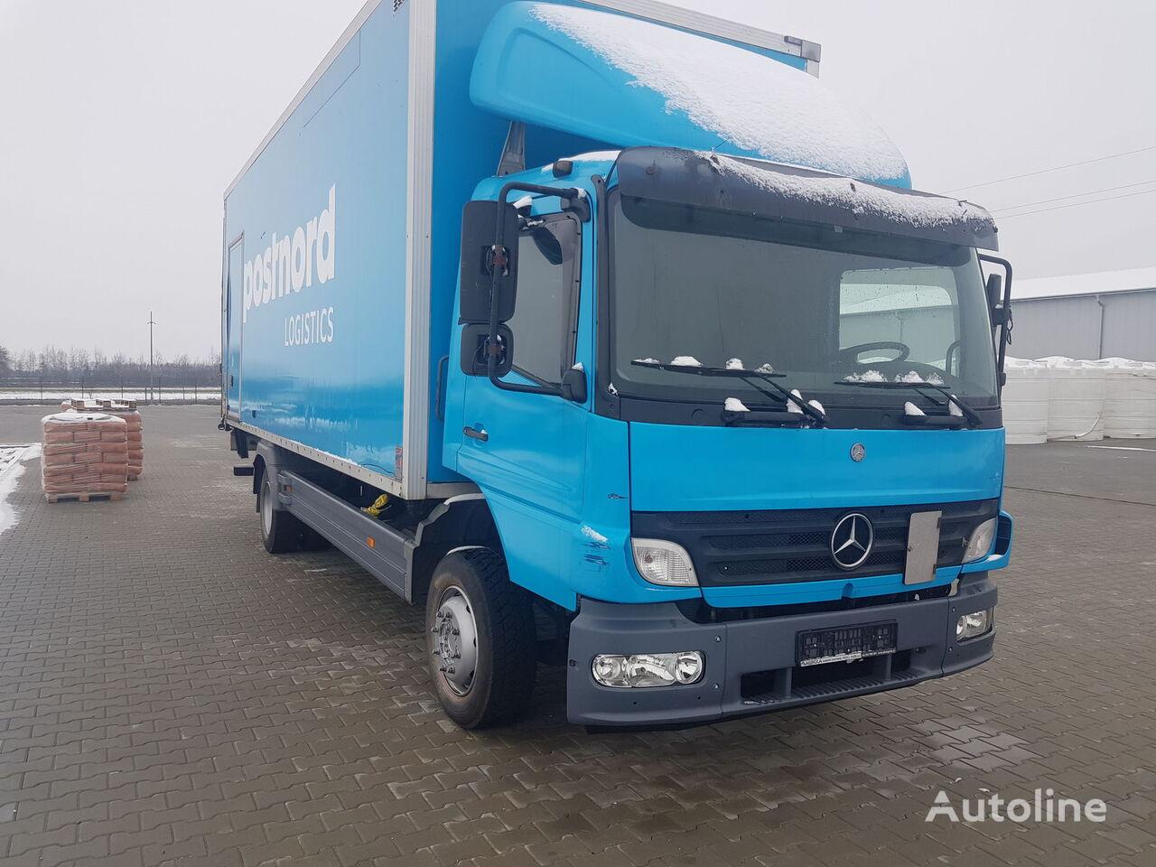 изотермичен камион MERCEDES-BENZ ATEGO 1523