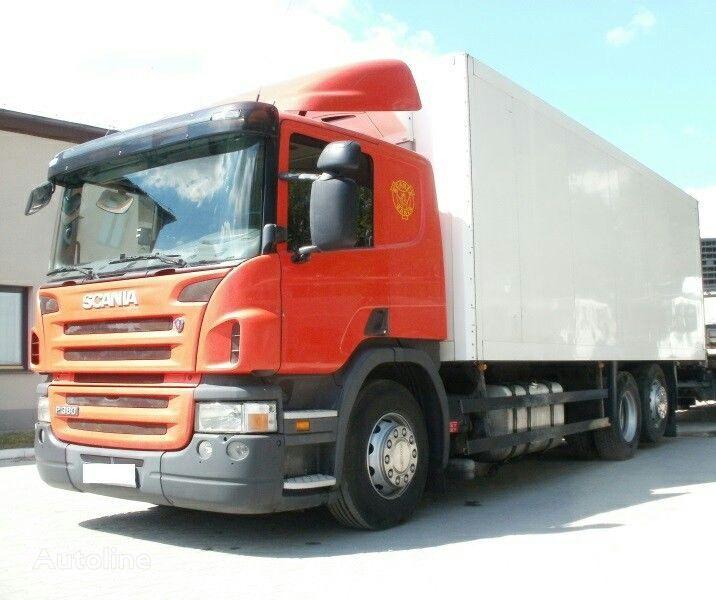 изотермичен камион SCANIA P380