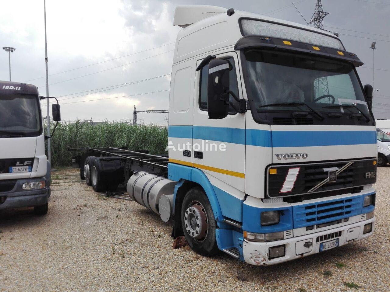 изотермичен камион VOLVO FH 12 380