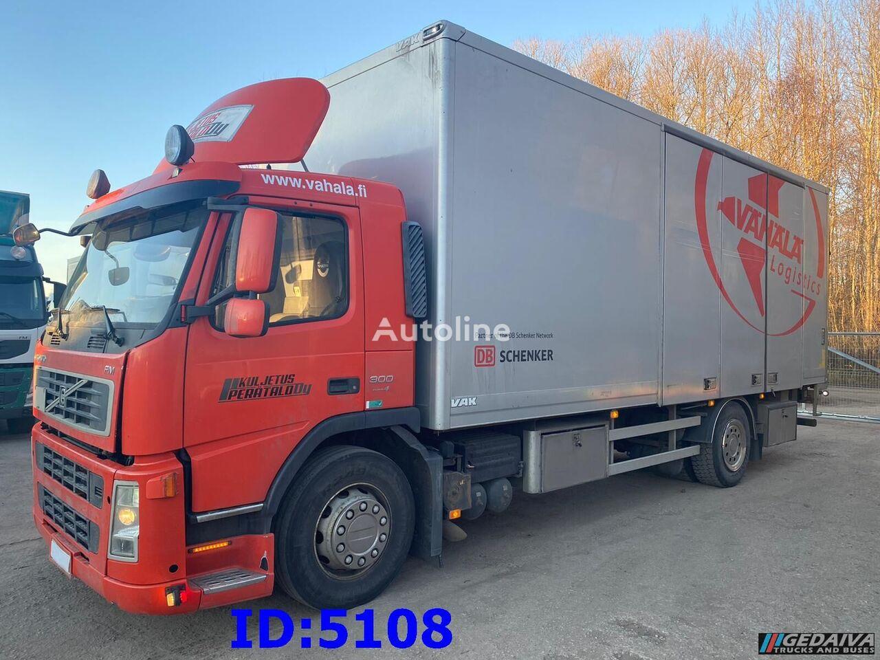 изотермичен камион VOLVO FM9 - 4x2