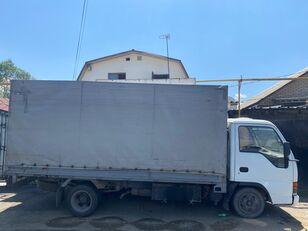 камион брезент ISUZU NkR55