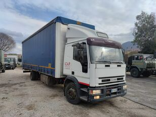 камион брезент IVECO EuroCargo 120