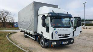 камион брезент IVECO Eurocargo 75 E 19
