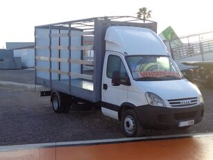 камион брезент IVECO IVECO - 65C18 FRUTERA