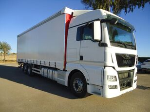 камион брезент MAN  TGX 26 440