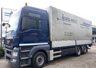 камион брезент MAN Tgx 26.440