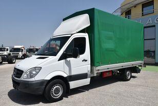 камион брезент MERCEDES-BENZ 316 CDI- EURO 5b