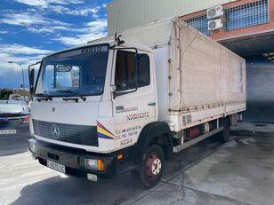 камион брезент MERCEDES-BENZ 817