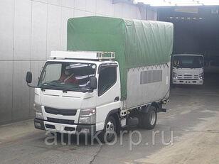 камион брезент MITSUBISHI Canter