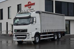 камион брезент VOLVO FH 420 EEV 6x2 2011r WINDA OS POD. Z DE 944