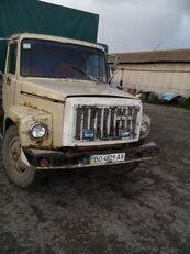 камион брезент ГАЗ 3307