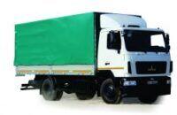 нов камион брезент МАЗ 534026