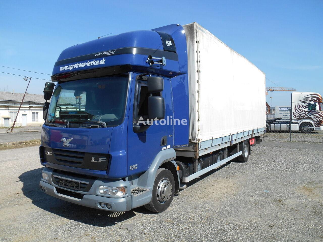 камион брезент DAF LF 45 220