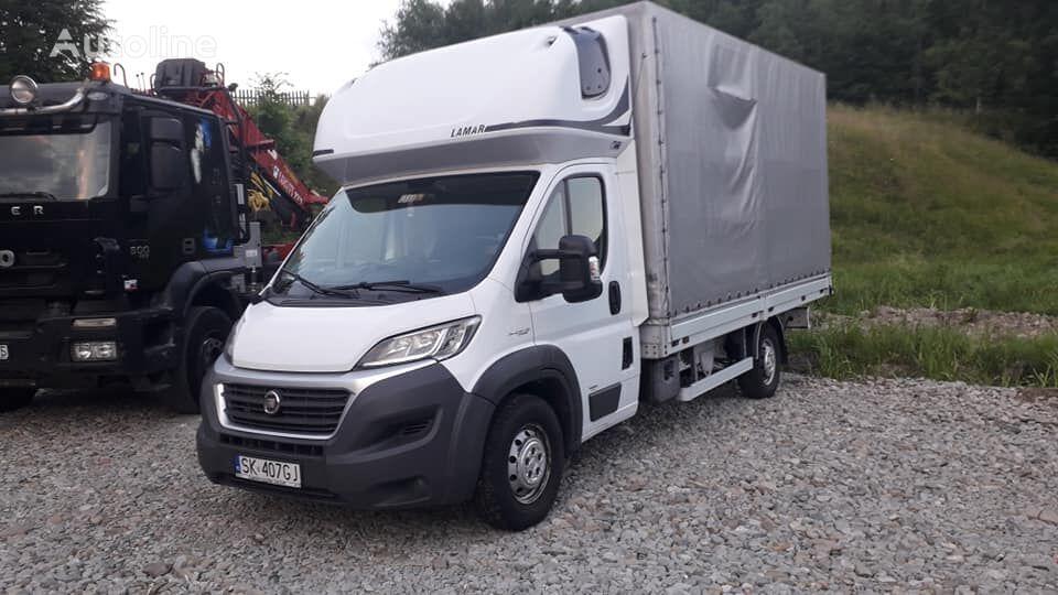 камион брезент FIAT DUCATO 3.0 180KM 10euro palet