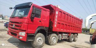 камион брезент HOWO 375