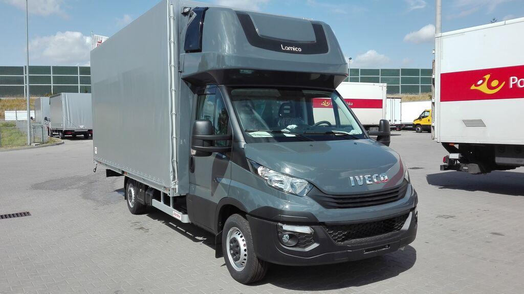 нов камион брезент IVECO DAILY - 35S18