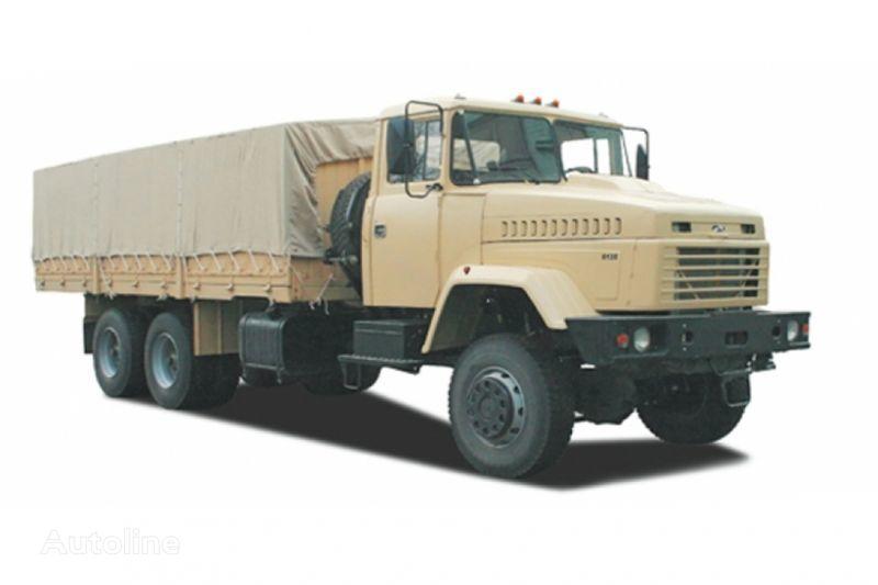 камион брезент КРАЗ 6135В6