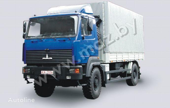 камион брезент МАЗ 5309 Полноприводный