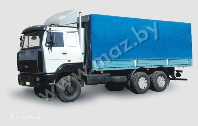 камион брезент МАЗ 6317 (05, 08) Полноприводный
