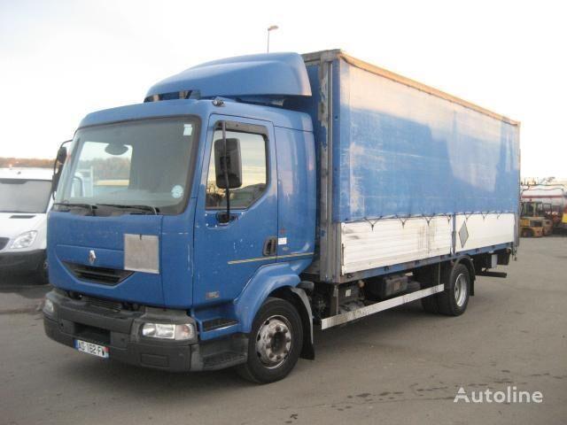 камион брезент RENAULT Midlum 180