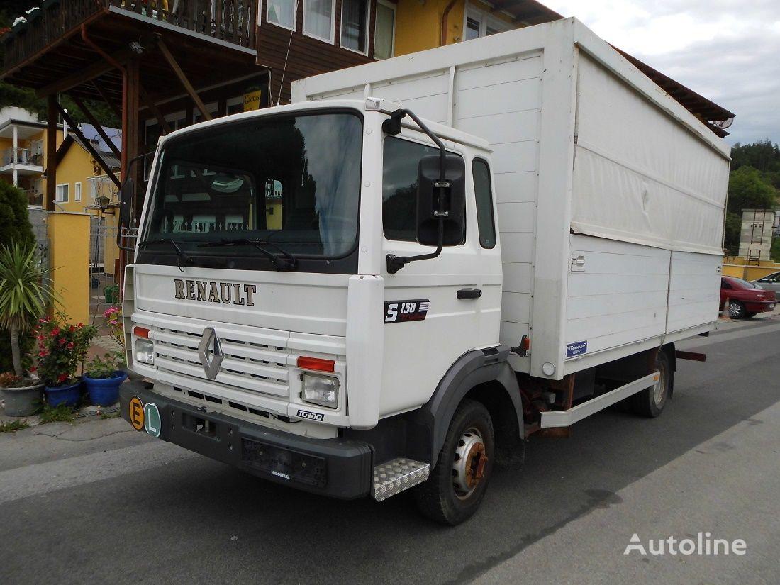камион брезент RENAULT S150.08/A