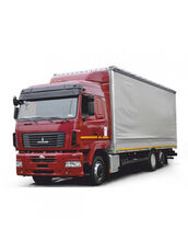 камион брезент МАЗ 6310Е9-520-031 (ЄВРО-5)