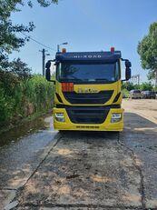 камион цистерна за горива OMSP Iveco stralis