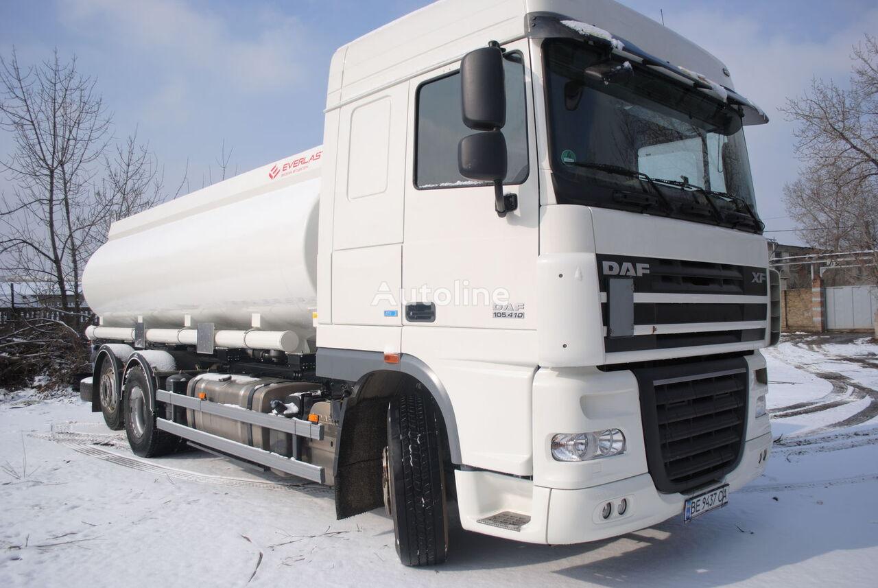 нов камион цистерна за горива DAF Эверласт АТЗ