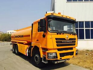 нов камион цистерна за горива SHACMAN