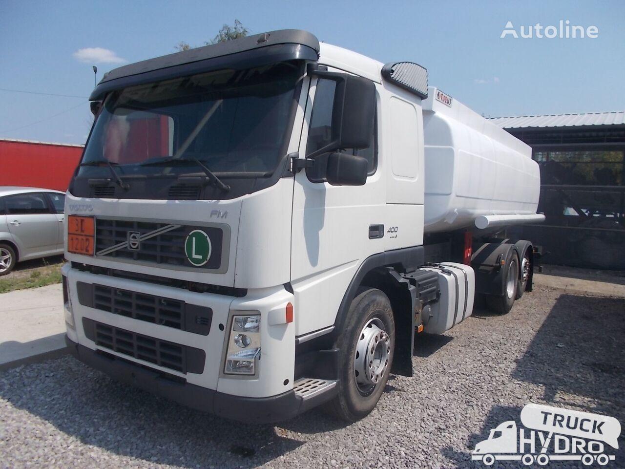 камион цистерна за горива VOLVO FM 6XR - DO PRZEWOZU PALIW PŁYNNYCH KLASY 3 ADR - EURO 4