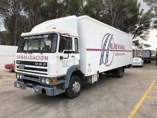 камион фургон DAF 1700