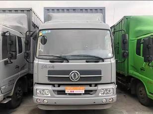 камион фургон DONGFENG Cargo truck
