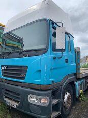 камион фургон ERF ECX 2005 BREAKING FOR SPARES на резервни части